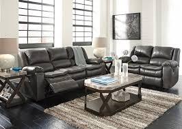 Grey Recliner Sofa Grey Reclining Sofa Loveseat 88906 88 86