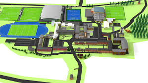 Elac Map Cyncoed Campus Cardiff Metropolitan University