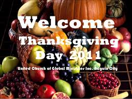 thanksgiving day sermon by ptr bill mostrales