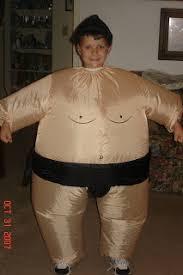 Sumo Wrestler Halloween Costumes Wilkey Family Halloween Pics