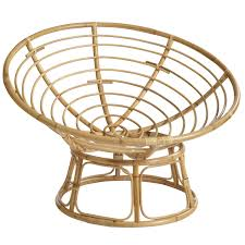 furniture double papasan chair frame wicker bowl chair double