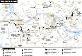 Map Of Berlin Germany by Berlin Map Explore Best Destinations In One Day Walking Trip