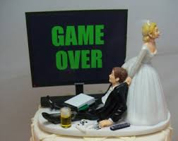 gamer gaming wedding etsy