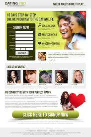 Top 10 Design Blogs Top 10 Dating Landing Page Design Best Practices To Capture Leads