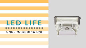 Econolight Wall Pack by Led Life Understanding L70 Ratings Youtube