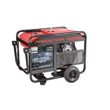 13500 peak 11000 running watts 22 hp 670cc gas generator epa