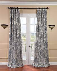 sheer curtain over blackout best inches curtains drapes shop the