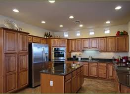 Rustic Hickory Kitchen Cabinets Homecrest Cabinetry Hickory Wood - Hickory kitchen cabinets pictures
