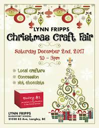christmas craft fair u2013 lynn fripps pac