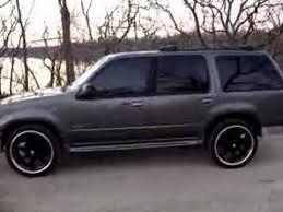ford explorer 99 1999 ford explorer 22 inch black rims