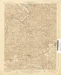Missouri State Map Missouri Historical Topographic Maps Perry Castañeda Map