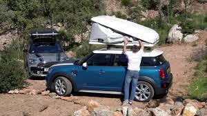 tenda tetto auto autohome la nuova tenda da tetto per la nuova mini countryman