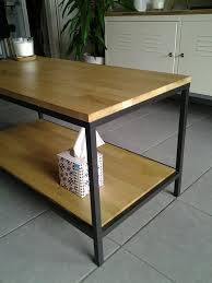Ikea Vittsjo Coffee Table by