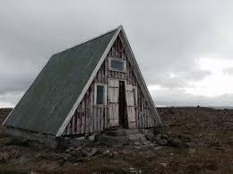 abandoned a frame cabin in iceland 1280 956 abandonedporn