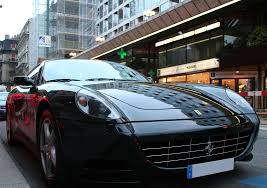all black ferrari hair catalog car black ferrari sports car