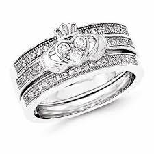 claddagh set claddagh set symbol of friendship loyalty and