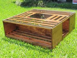 cool crate coffee tables 16 remarkable crate coffee table digital