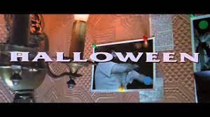 halloween movie titles youtube