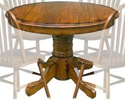 Drop Leaf Pedestal Table Furniture Astounding Abbott Place Drop Leaf Pedestal
