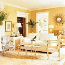 buttery yellow and metallic accents coming soon to my dining room