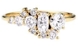 custom cluster v shaped ring bario neal custom heirloom cluster ring nevitt 14ky 1 web jpg