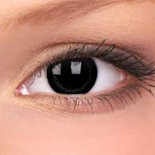 Can You Black With Color Who Think What Your Eye Color Says About You