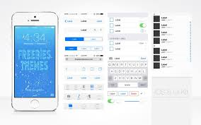 40 free gui templates for android and iphone creativecrunk