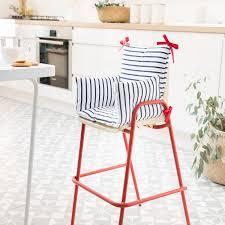 coussin chaise haute bebe coussin de chaise haute bébé bretagne