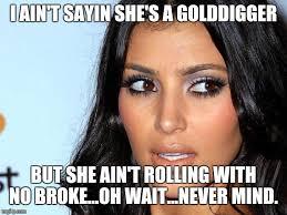 Kim Meme - angry kim kardashian imgflip