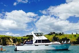 mv spartacus auckland fishing charters u0026 lunch or dinner harbour