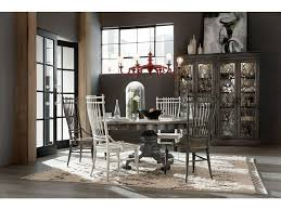 Kitchen Furniture Stores In Nj by Hooker Furniture Dining Room Arabella 72in Round Pedestal Dining