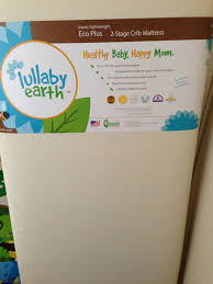 Lullaby Crib Mattress Lullaby Earth Lightweight Crib Mattress Stage 2 Review