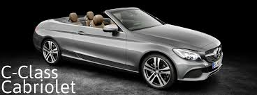 mercedes models differences in the 2017 mercedes c class cabriolet trims