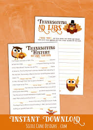64 best thanksgiving crafts images on mad libs