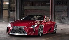 lexus lf lc horsepower lexus lf lc production confirmed autoevolution