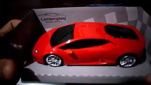 toy lamborghini petron lamborghini touch toy car unboxing youtube