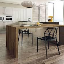 kitchen table modern glass kitchen tables rectangle glass kitchen