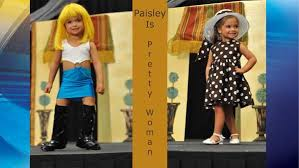 Toddlers And Tiaras Controversies Business Insider - toddlers tiaras contestant paisley dickey to release song wtoc