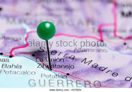 zihuatanejo map ixtapa zihuatanejo stock photos ixtapa zihuatanejo stock images