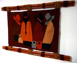 Hanging A Frame by How To Hang A Rug On The Wall Creative Rugs Decoration