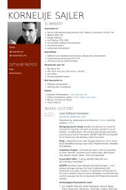 Software Developer Resume Software Developer Resume Samples Visualcv Resume Samples Database