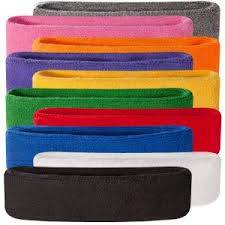 wholesale headbands wholesale headbands bulk deals colored sweatbands