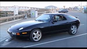 widebody porsche 928 1987 porsche 928 s4 highlight reel youtube