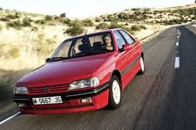 peugeot 405 mi16 peugeot 405 historia modelos y prueba cosas de coches