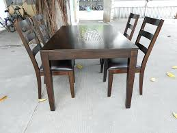 Dining Room Chairs Ebay Splendid Solid Oak Table Chairs Decorating Extending Dining Table