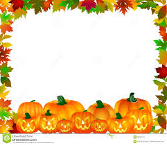 halloween border graphics u2013 fun for halloween