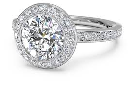beveled engagement ring how to commission a bespoke engagement ring