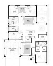 Four Bedroom Bungalow Floor Plan Incredible 4 Bedroom Bungalow Plan In Nigeria 4 Bedroom Bungalow
