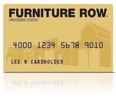 financing options furniture row