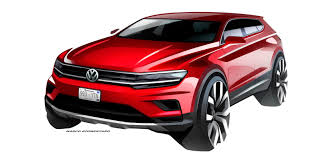 volkswagen will present the tiguan allspace long wheelbase version